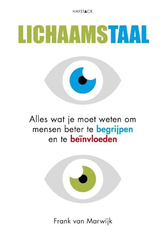 Lichaamstaal, Frank van Marwijk