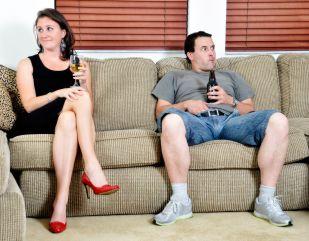 Waarom getrouwde mannen flirten met mij